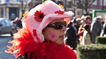 Début du carnaval, c'est le jeudi des femmes à Eupen (photo archives)