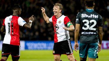 Après avoir ramené le titre à Feyenoord, Kuyt met un terme à sa carrière