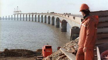 Le 19 mai 1988, le pont de l'île de Ré ouvrait à la circulation