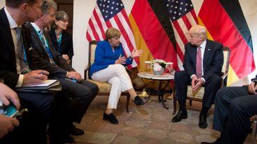 """Trump accuse l'Allemagne d'être """"très mauvaise pour les Etats-Unis"""""""