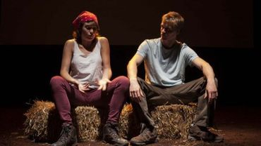 Comédien, fils d'agriculteur, Charles Culot propose un véritable documentaire version théâtre