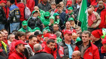 Pas de rassemblement syndical ce lundi en province de Namur, mais des actions dans les entreprises