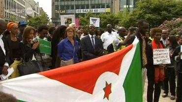 Des Burundais demandent à l'Europe de suivre l'exemple de la Belgique
