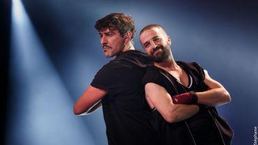 "Camille Poupet et Samir Ziatt : ""Give it away"""