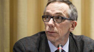 Jan Bens, directeur de l'AFCN