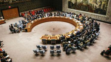 Réunion du Conseil de sécurité de l'ONU, le 11 septembre 2017 à New York