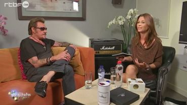 Johnny Hallyday dans 60' Sans Chichis