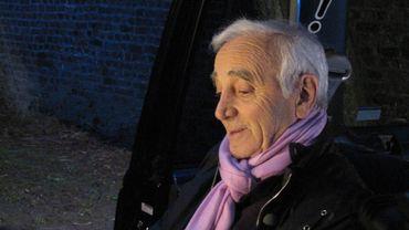 Aznavour l'invité de Hep Taxi!