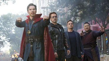 """""""Plus gros succès de l'année au box-office mondial"""", Avengers: Infinity Wars"""" est en course pour l'Oscar des meilleurs effets spéciaux"""