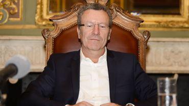 Le socialiste Yvan Mayeur a pris les commandes de la Ville de Bruxelles le 13 décembre 2013.