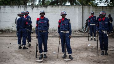 RDC: le limogeage du chef de la police de Kinshasa annoncé par la police