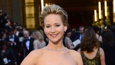 Jennifer Lawrence écrit le scénario d'une comédie avec l'actrice et humoriste Amy Schumer