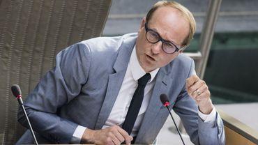 Le ministre flamand de la périphérie, Ben Weyts (N-VA).