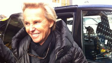 Christine Ockrent dans Hep Taxi !