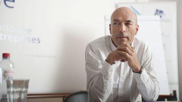 """Olivier de Wasseige (UWE): """"Il faut plus de formations aux métiers en pénurie"""""""