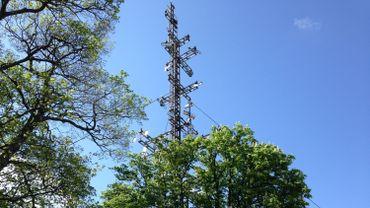 La tour cybernétique de Nicolas Schöffer à Liège