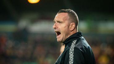 A 39 ans, Hayen entame un noveau chapitre de sa carrière en devenant l'entraîneur de Waasland.