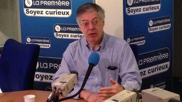 André Sapir, professeur à l'ULB