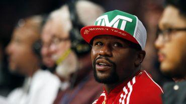 La star de la boxe Floyd Mayweather, n'est plus la bienvenue en Australie.