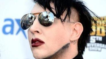 Marilyn Manson a attiré les foules à l'Alcatraz Metal Festival