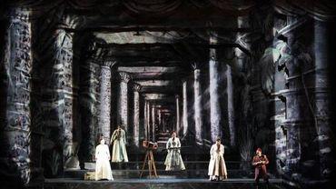 La flûte enchantée de Mozart au Théâtre Royal de la Monnaie