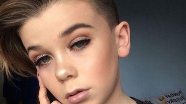 Jack Bennett, le Youtubeur beauté de 13 ans qui casse les codes