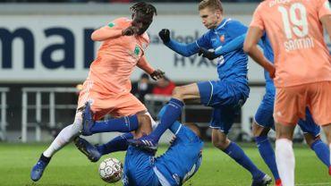 Gand et Anderlecht au coude à coude pour la 6e place, le menu des 5 dernières journées