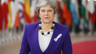 Sommet européen: Theresa May met en garde contre la menace russe par-delà les frontières (2)