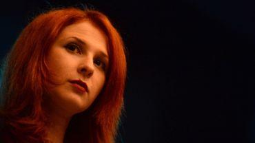 L'activiste politique russe membre des Pussy Riot Maria Alyokhina voudrait créer un musée mettant la femme à l'honneur
