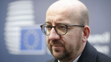 Berlin: Charles Michel suit de près la situation