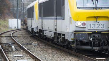 Trafic perturbé ce lundi matin sur la ligne 161 entre Bruxelles et Namur.