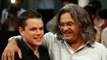 """Le réalisateur Paul Greengrass a signé """"La vengeance dans la peau"""" et """"La mort dans la peau"""" avec Matt Damon"""