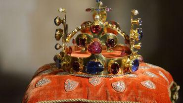 La couronne portée par Charles IV lors de son couronnement en 1347