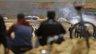 """L'ONU condamne l'usage """"excessif"""" de la force par Israël dans la bande de Gaza"""