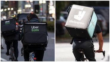 Horeca: le ministre Ducarme saisit l'Inspection économique contre Uber Eats et Deliveroo