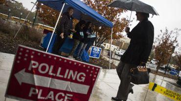 Midterms aux Etats-Unis: en Virginie, des électeurs divisés