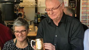 Jean-Do Walewyns remporte le prix de la chope d'or 2019 !