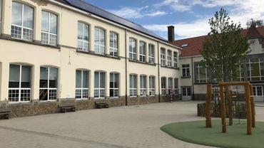 Aucun élève n'était présent ce mercredi matin à l'école communale de Stockel