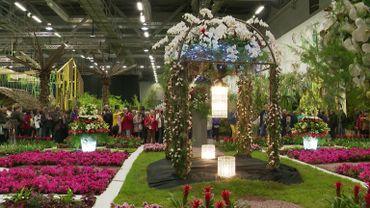 Les Floralies Internationales de Nantes, la ville arboretum aux cent parcs et jardins