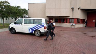 Les agents pénitentiaires sont partis en grève suite à une prise d'otage. (illu)