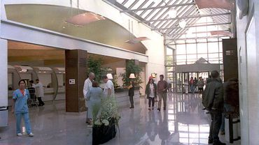 L'hôpital Erasme à Bruxelles fait partie des 35 centres de traitement de la douleur.