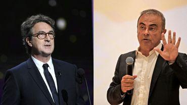 """François Cluzet incarnera Carlos Ghosn dans """"Le fugitif"""", une nouvelle mini-série sur l'apogée et la chute de l'ancien PDG de Renault-Nissan."""