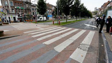 Une étude à Liège pour sécuriser les passages pour piétons