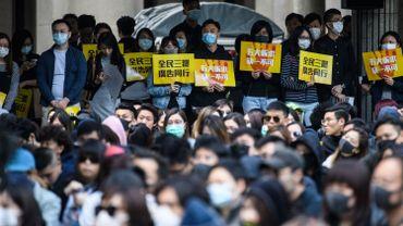 Premier déficit budgétaire pour Hong Kong en 15 ans, sur fond de crise politique et de guerre commerciale