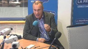 """François Gemenne revendique une intégration """" des deux côtés """", notamment dans une lutte accrue contre la discriminations"""""""