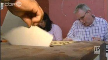 La fiabilité du vote papier a été remise en cause par l'entreprise Stésud