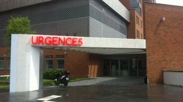 Le tout nouveau site des urgences à Tournai