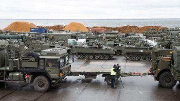 """La menace russe est """"plus grande"""" que celle de l'EI, selon le chef de l'armée britannique"""