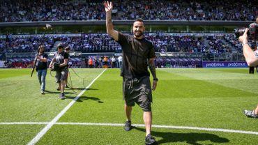 Wasil a disputé près de 200 matches pour le Sporting d'Anderlecht