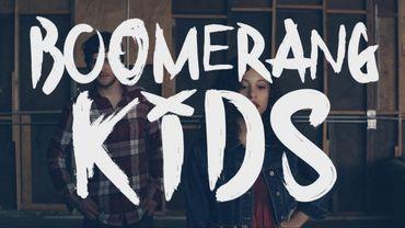 """Empreinte Digitale : """"Boomerang Kids"""" et """"La Série qui Déchire"""""""